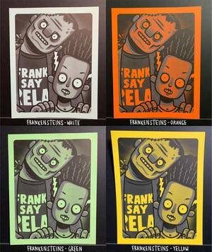 Image of Hammoween Riso Prints C