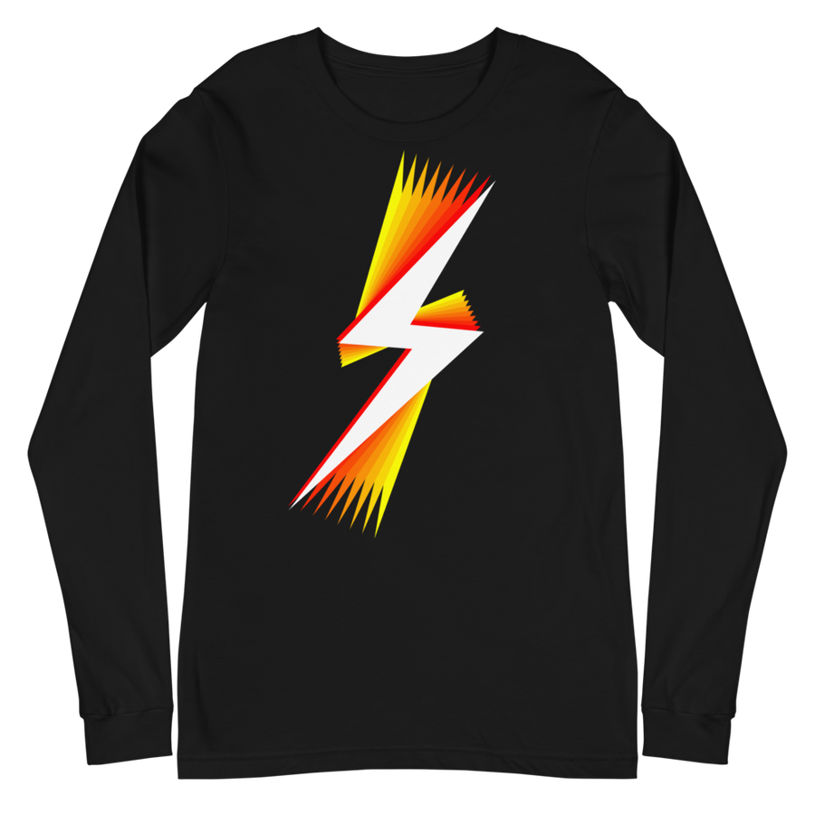 Image of Positive Energy Long Sleeve Tee