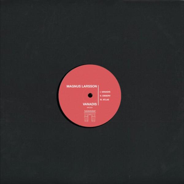Image of MAGNUS LARSSON - VANADIS EP