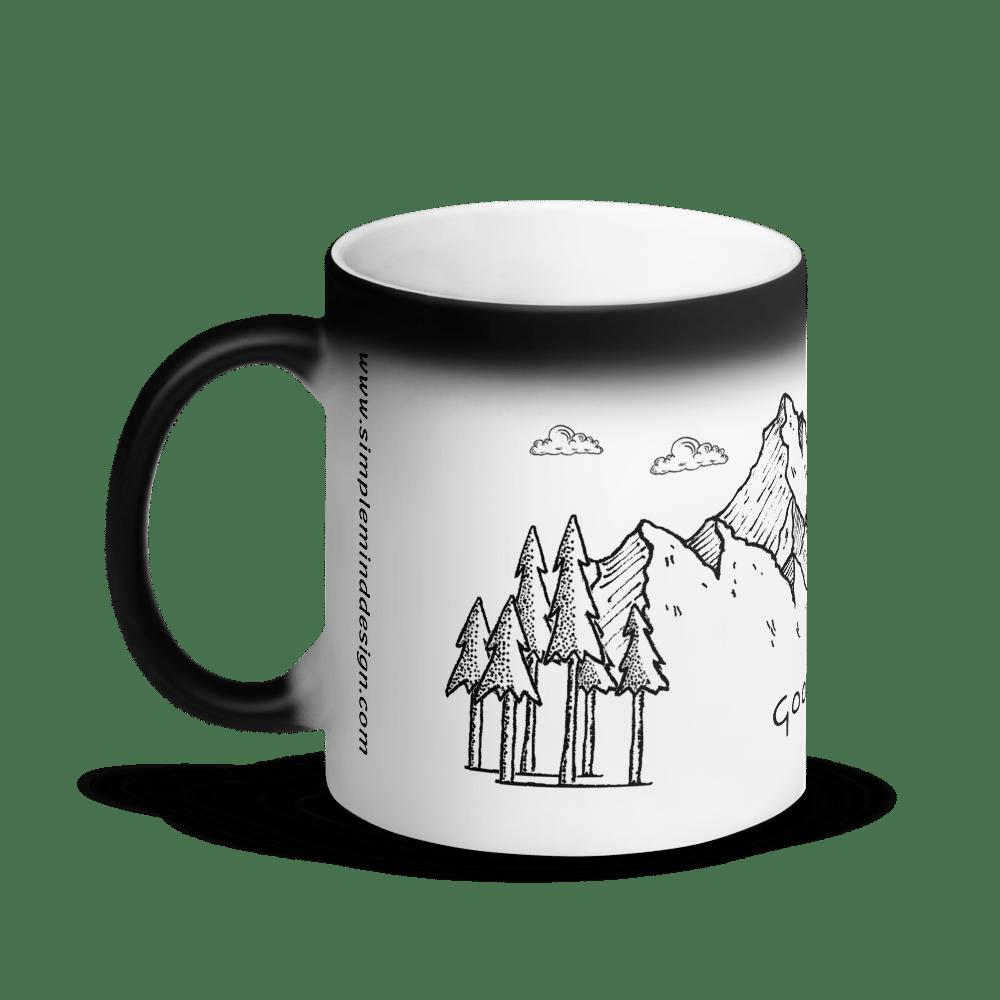 Image of Good Morning World Magic Mug