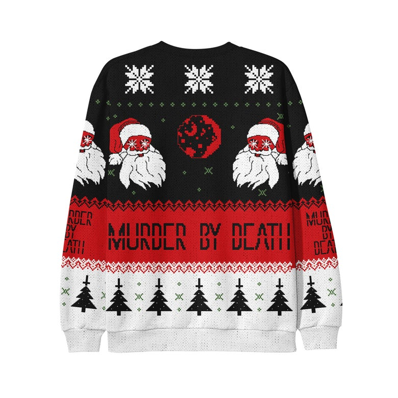 Image of Dark Xmas Sweater PRESALE. ARRIVES BY DEC 13