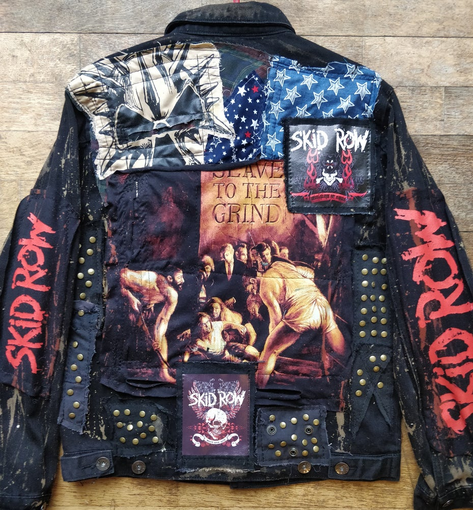 Image of Row jacket