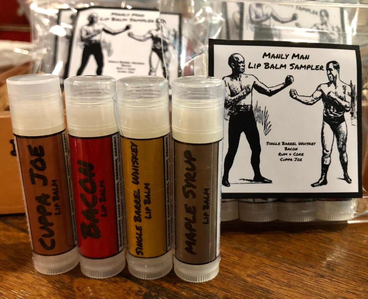 Image of Manly Man Lip Balm Sampler