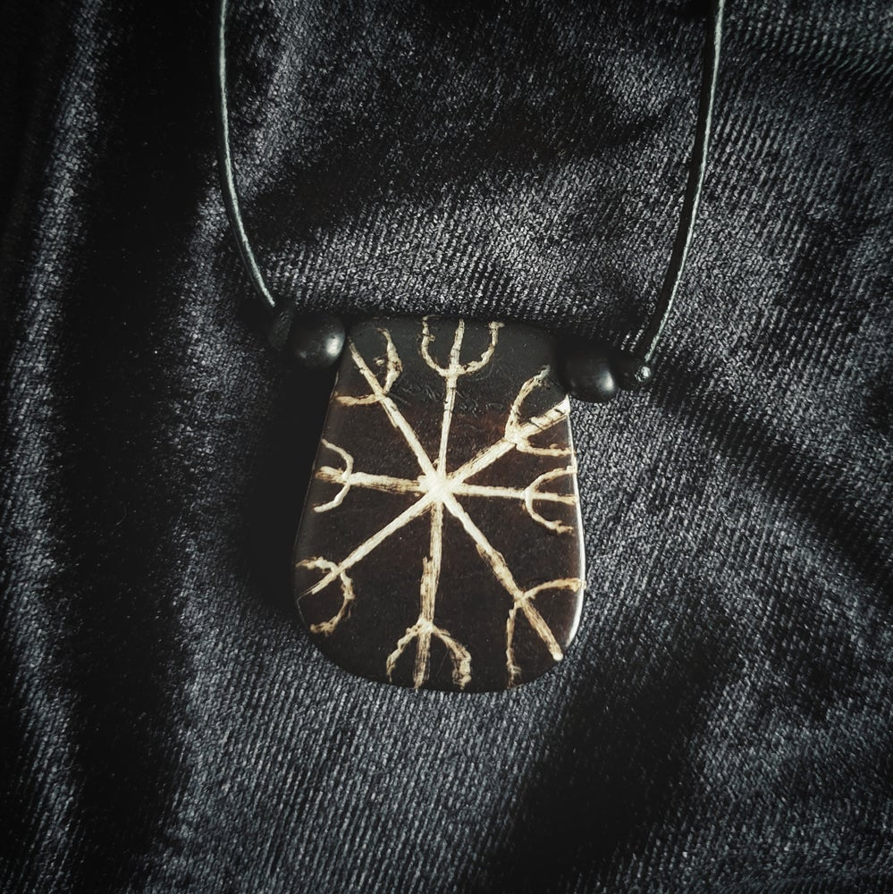 Image of BONE amulet