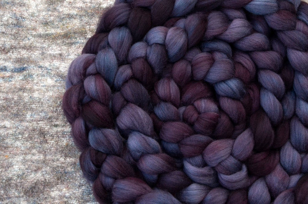 """Image of """"Cast Iron"""" October Fiber Club Coordinates- PRE-ORDER - OPEN TO ALL - 4 oz."""