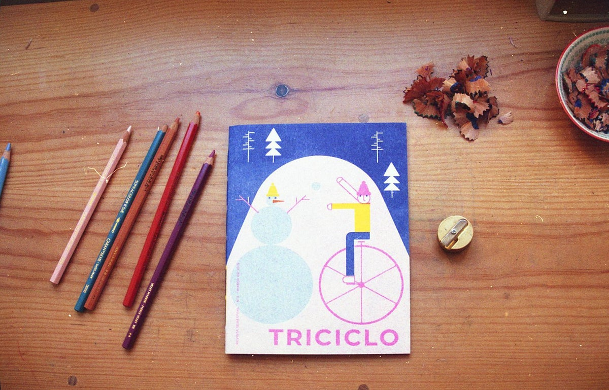 Image of Revista Triciclo Nº5