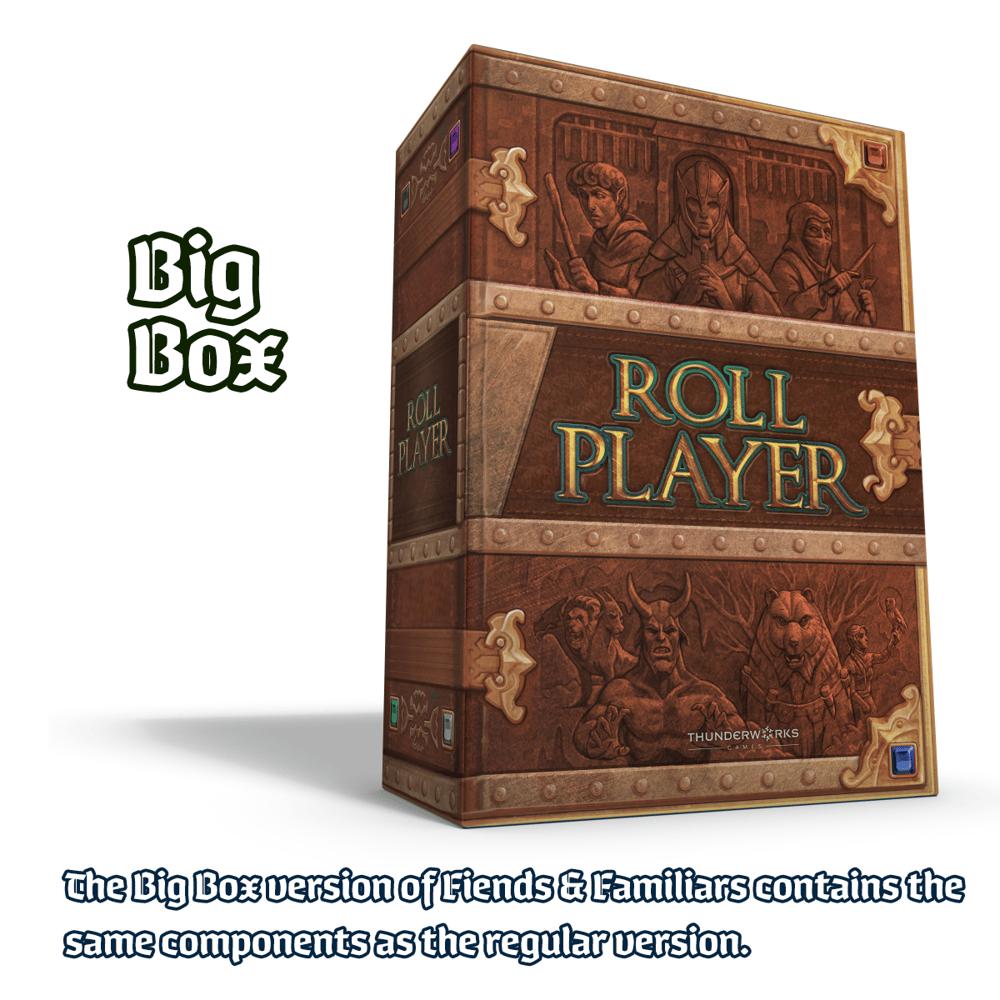 Roll Player Fiends & Familiars - BIG BOX