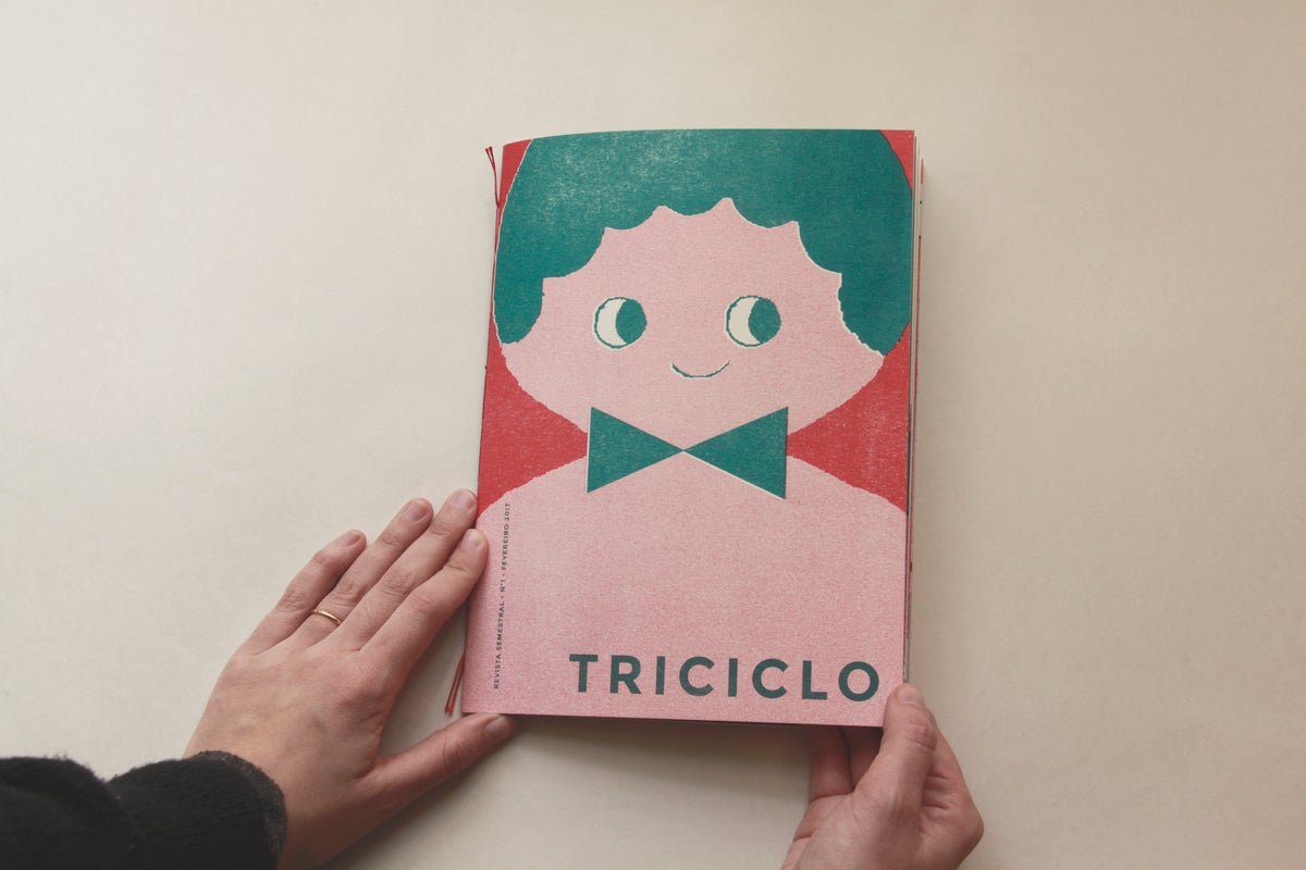 Image of Revista Triciclo Nº1
