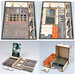 Image of PREORDER - Meeple Realty Realty Custom Wooden Insert - PART 2