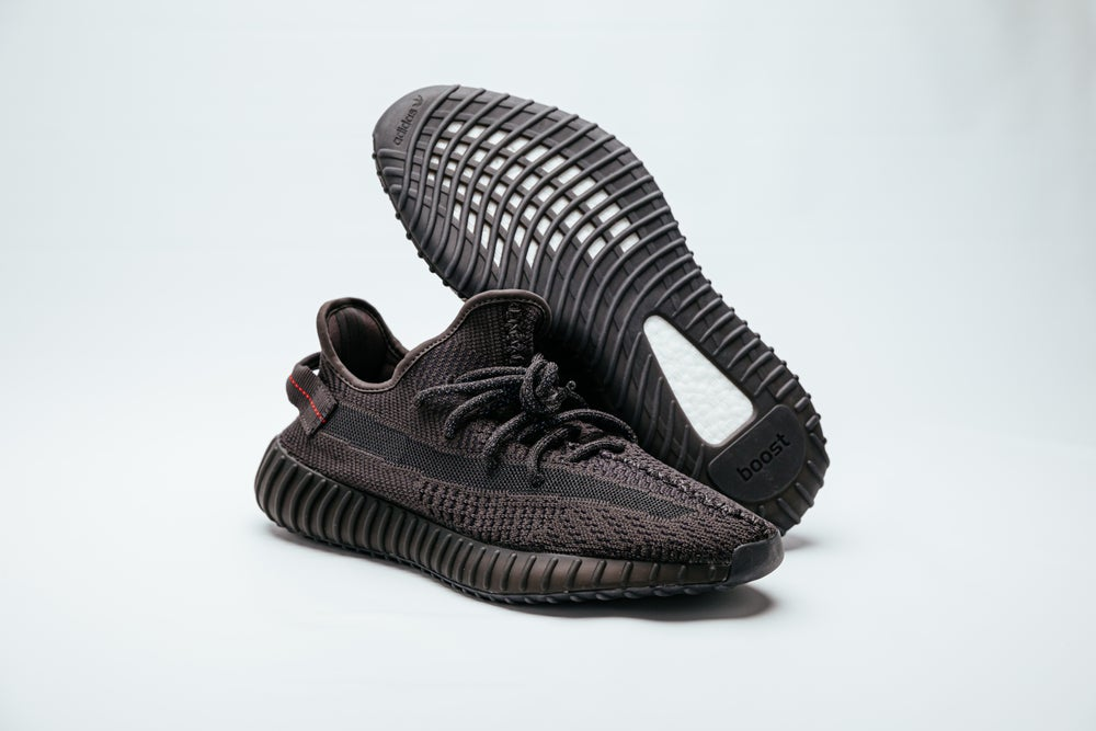 Image of Yeezy 350 Boost - Static Black