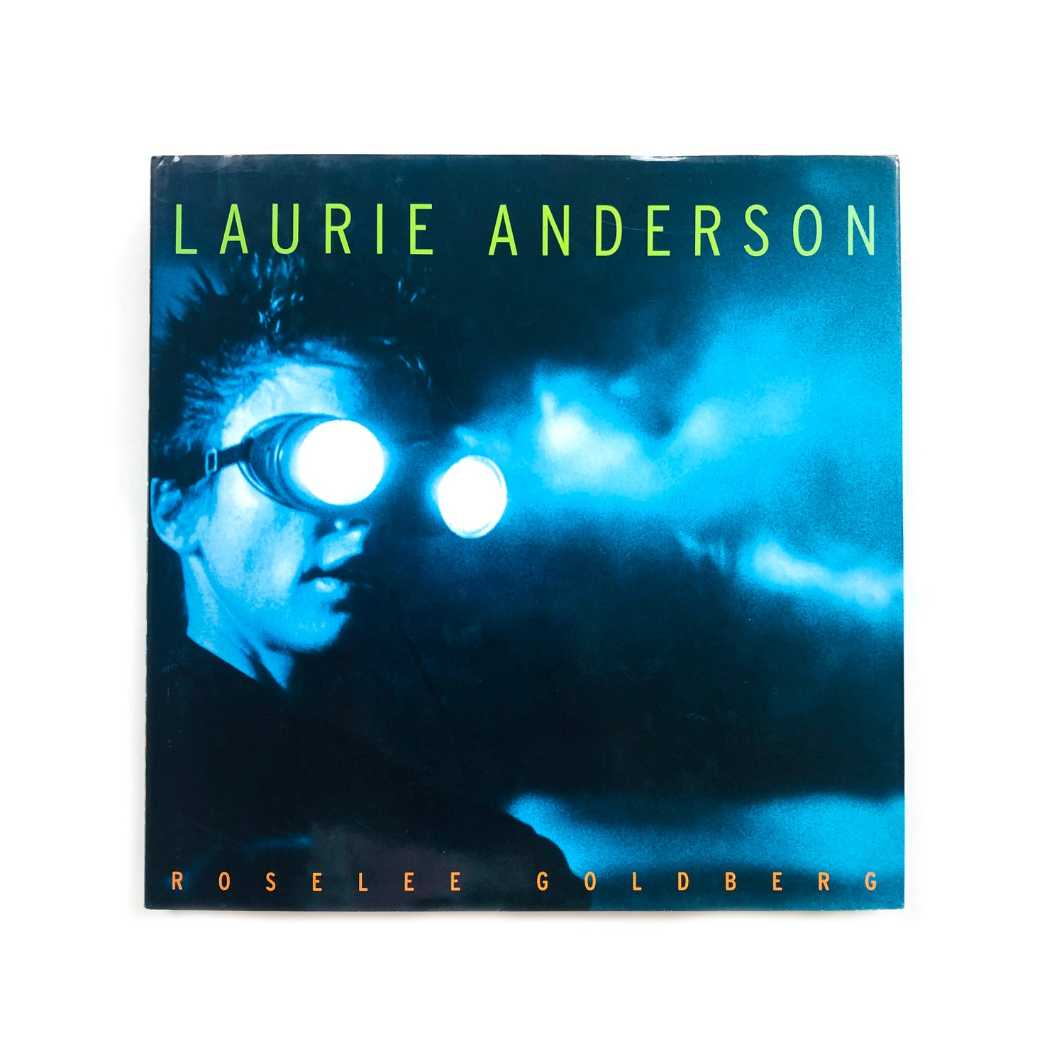 """Image of """"Laurie Anderson"""" by Roselee Goldberg"""