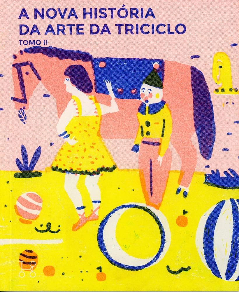 Image of A Nova História da Arte da Triciclo | Tomo II