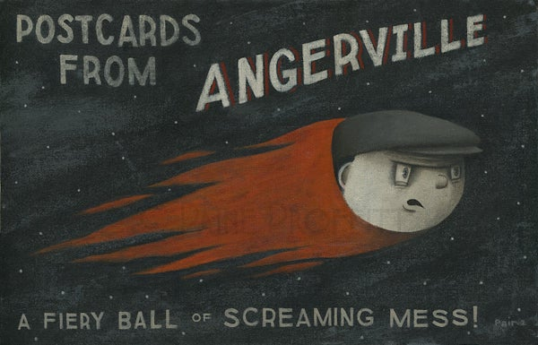 Image of Postcards From Angerville