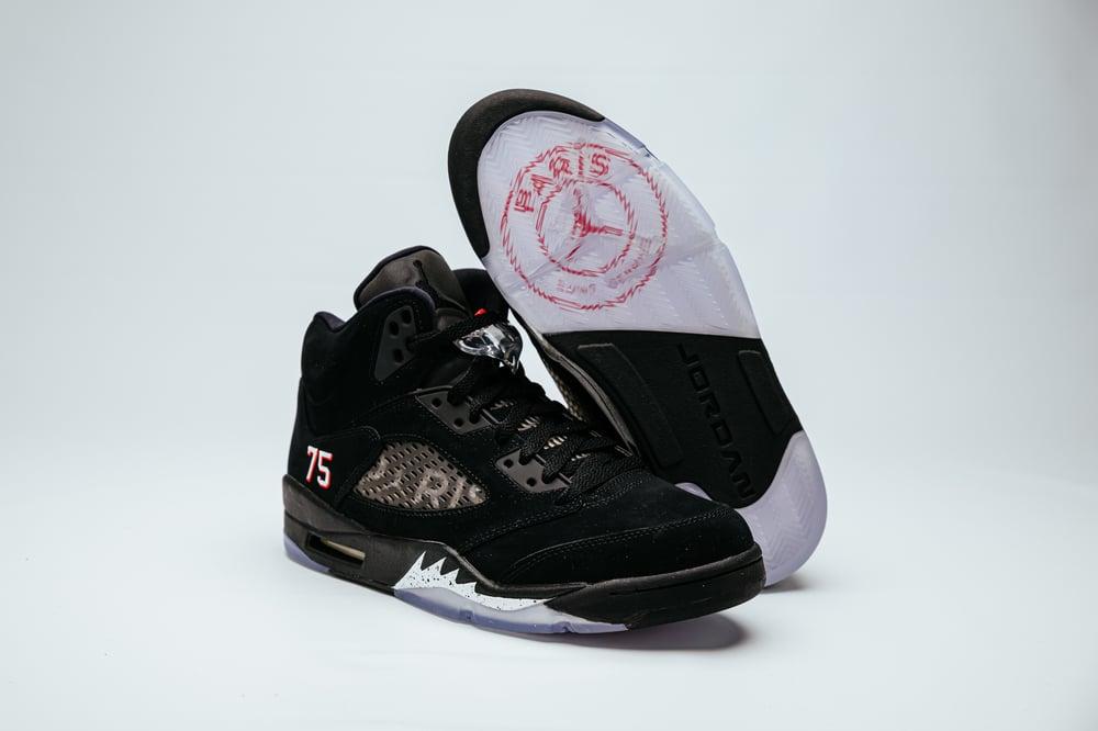 Image of Air Jordan 5 Retro - Paris Saint-Germain