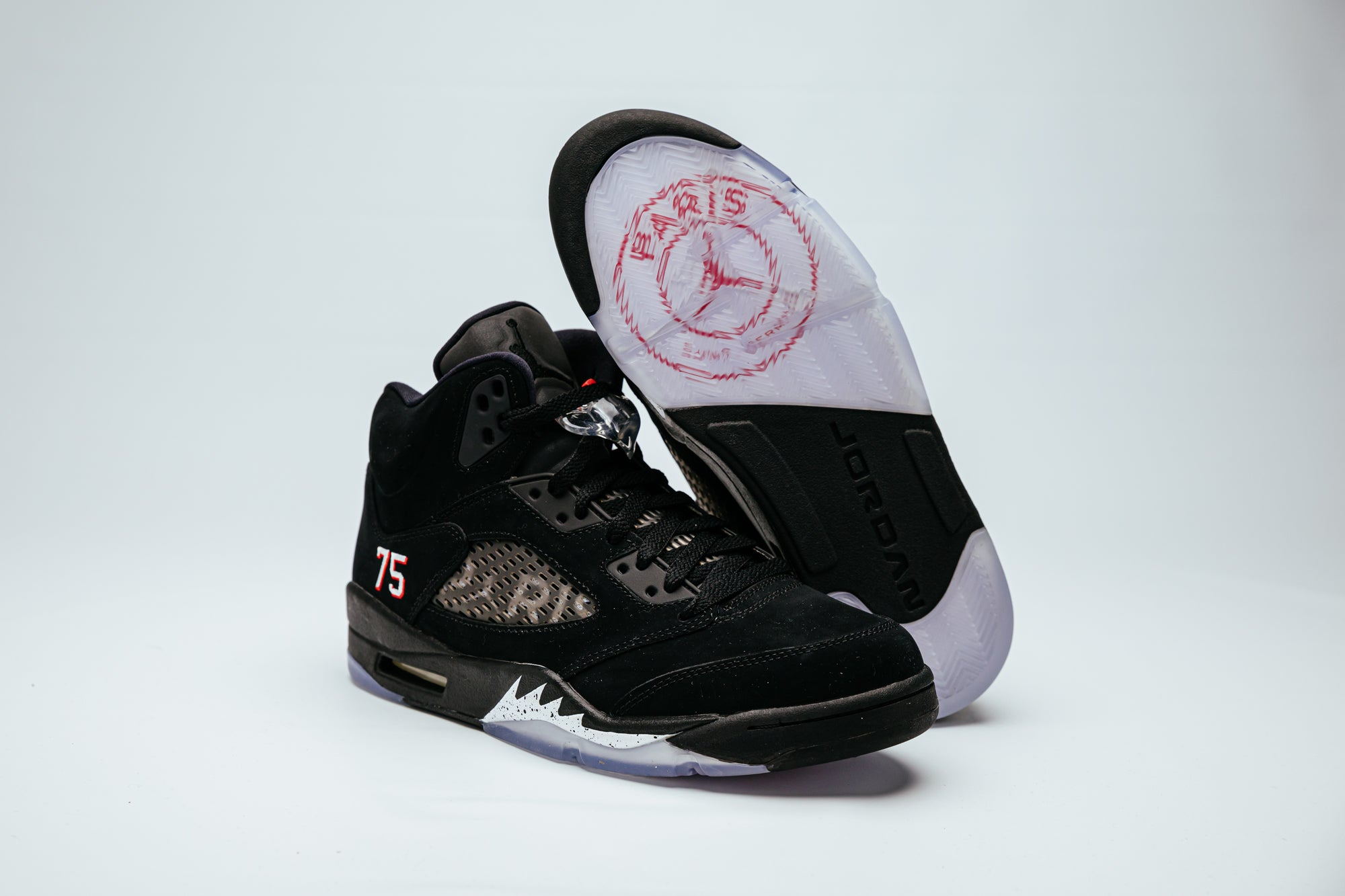 Probar Plantación medianoche  Air Jordan 5 Retro - Paris Saint-Germain | ALLSOLEDOUT