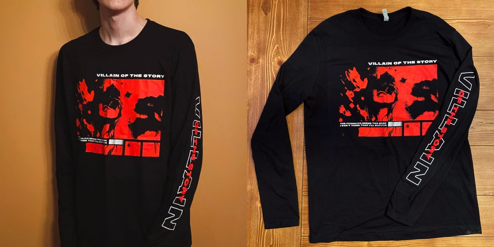Image of Ashes Long Sleeve