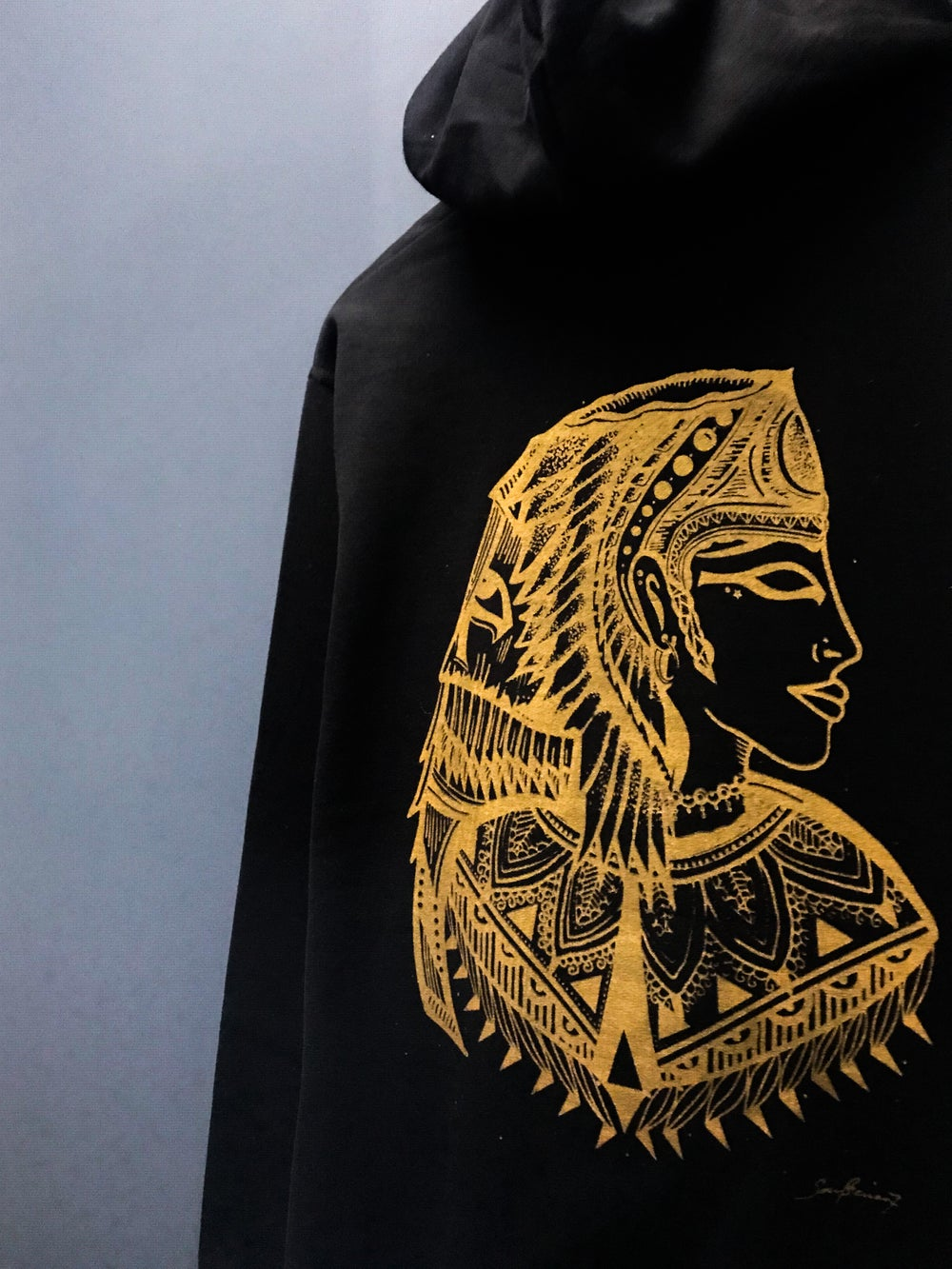 Image of EGYPT TSHIRT / LONG SLEEVE AND HOODIE