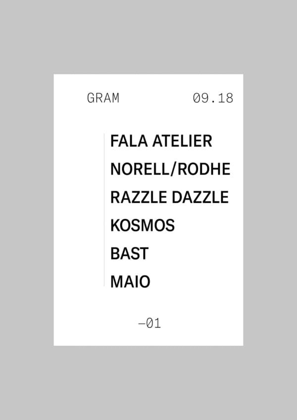 Image of GRAM-01