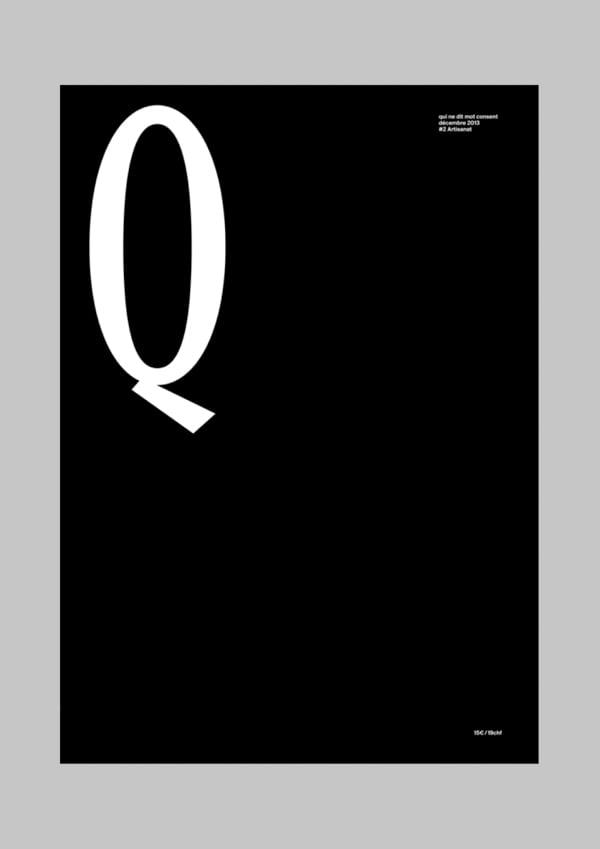 Image of Q2 Artisanat - Craftsmanship