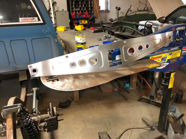 Image of 67-69 Camaro core support panel