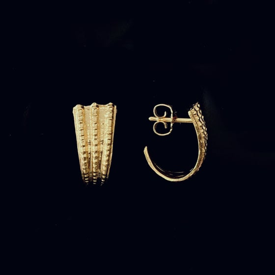 Image of Valerie / 24k gold-coated silver