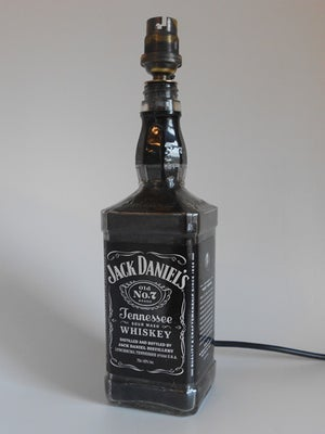 Image of NEVERMORE Jack Daniel's Bottle Lamp Deal