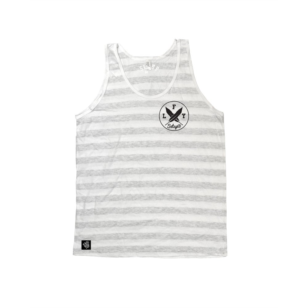 Image of FLY Striped Vest