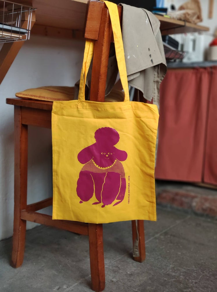 Image of Lulu tote bag