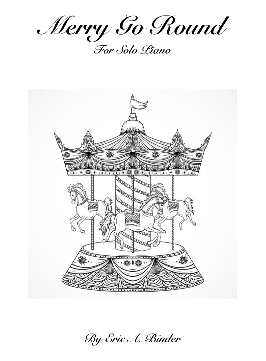 Image of Merry Go Round Sheet Music PDF