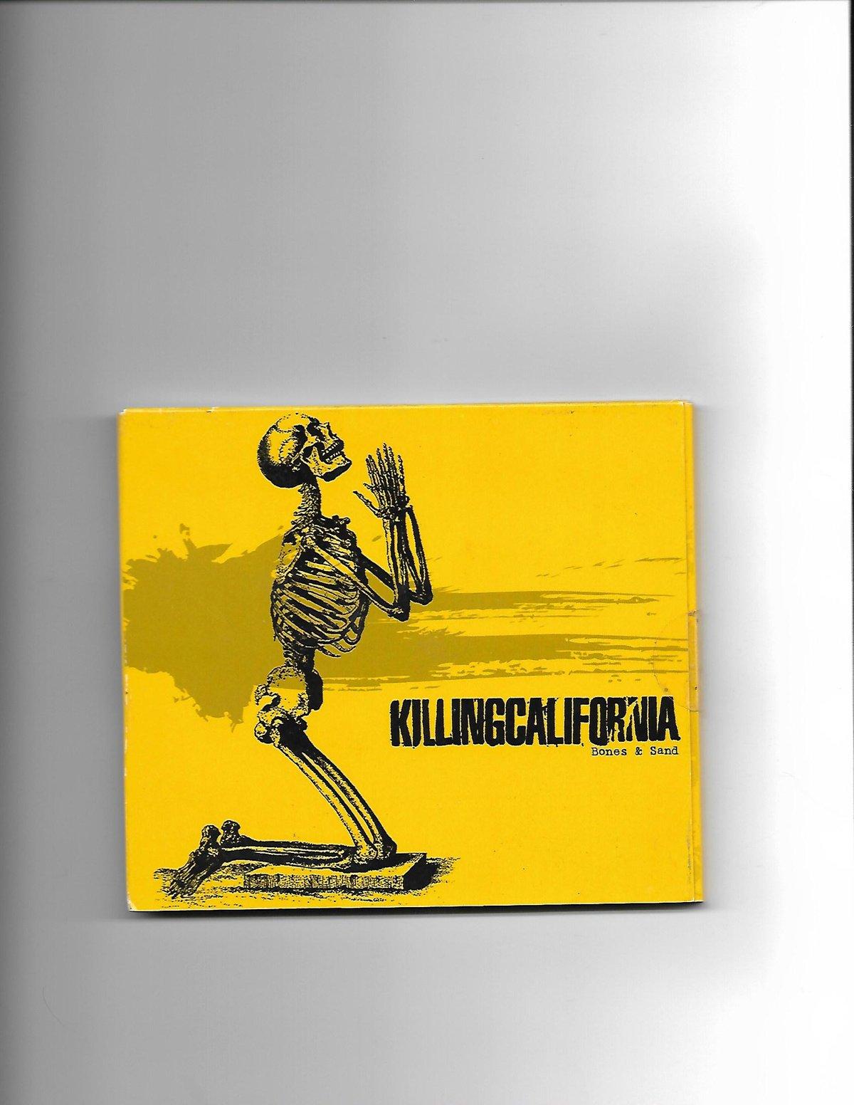 Image of Killing California CD
