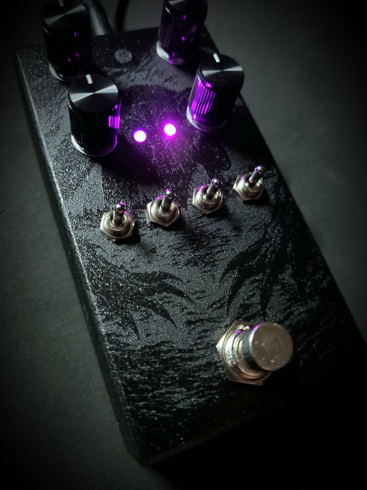 Image of Black Wolf Overdrive -  Limited Run (ETA - MARCH 2021)