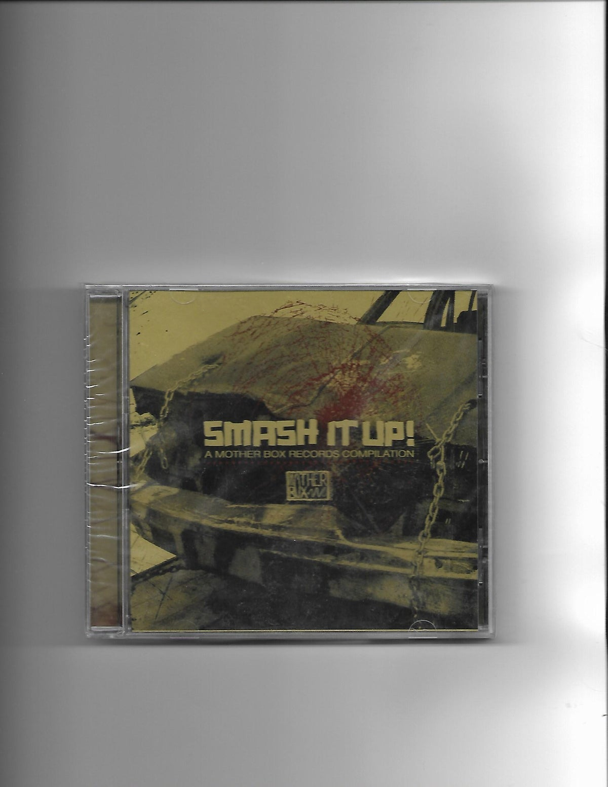 "Image of ""Smash It Up"" various artists CD"