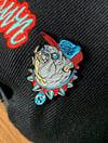 Enamel Bulldog Pin