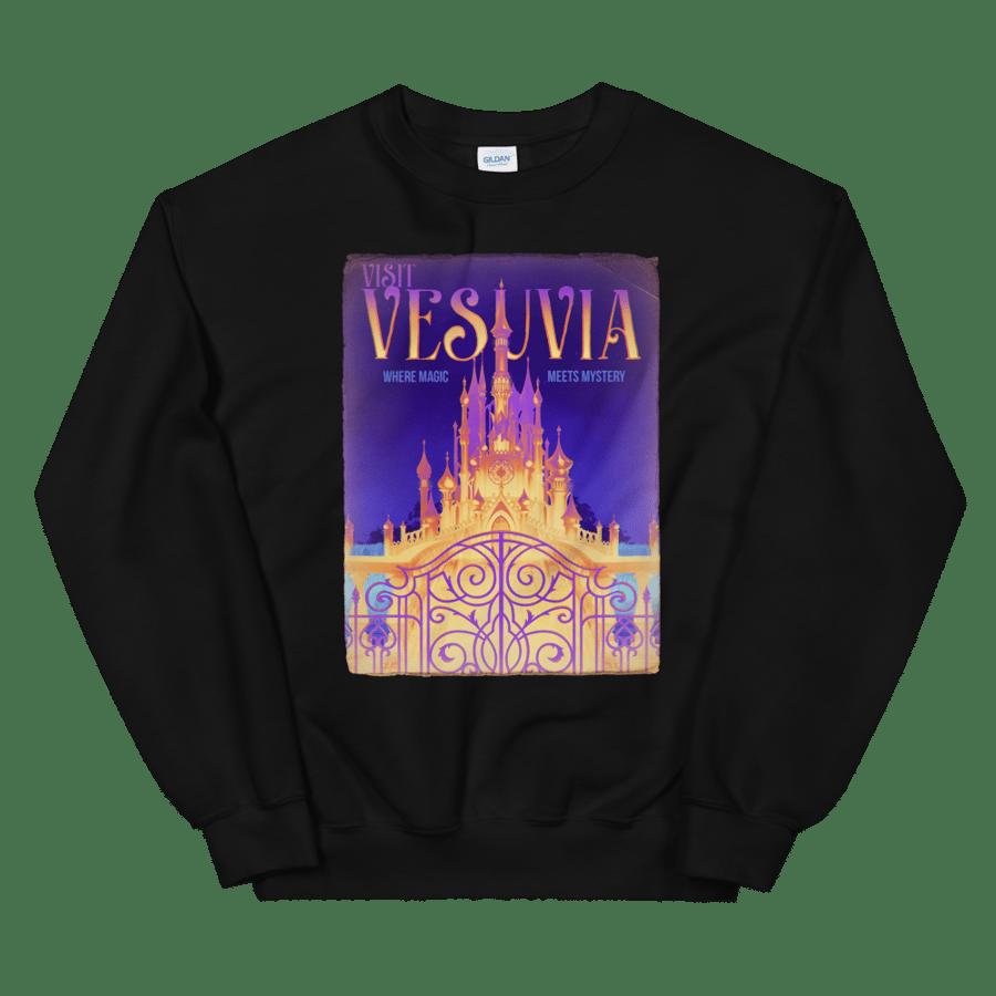 Image of Vesuvian Postcard Sweatshirt