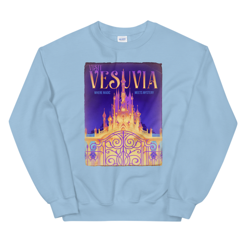 Image of Vesuvian Postcard Sweatshirt