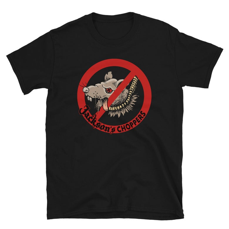 Image of No Rats Shirt