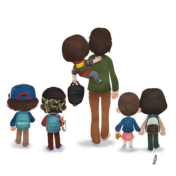Image of Andry Rajoelina - Hawkins Family