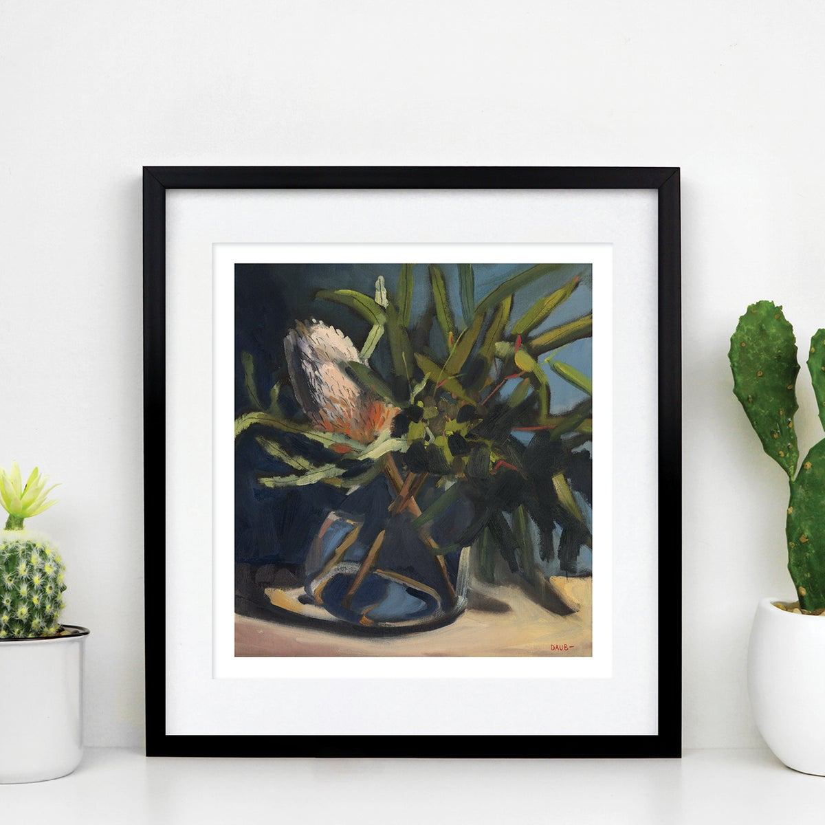 Image of Blue Times - Archival Print