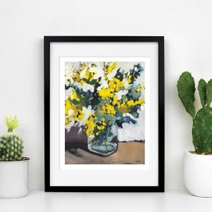 Maggie My Muse - Archival Print