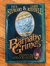 Phantom of Blood Alley (Barnaby Grimes #4) by Paul Stewart