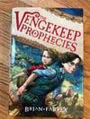 The Vengekeep Prophecies (The Vengekeep Prophecies #1) by Brian Farrey