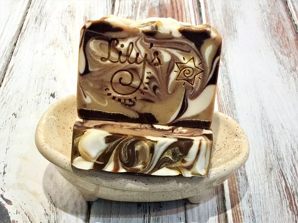 Image of Frankincense & Myrrh Goat Milk Soap