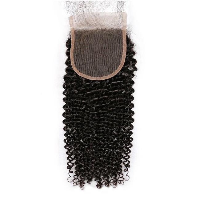 Image of Kinky Curly Lace Frontal Closure