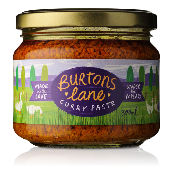 Image of Curry Paste 300g