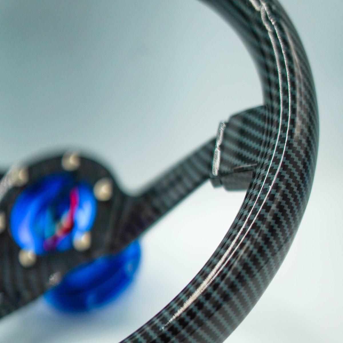 Image of Hydro Carbon Steering Wheel