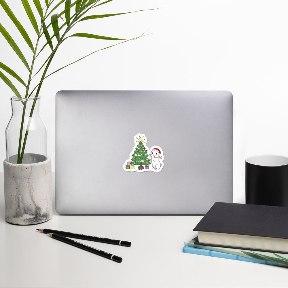 Image of Blanco 'Christmas Tree' Sticker - Limited Holiday Edition