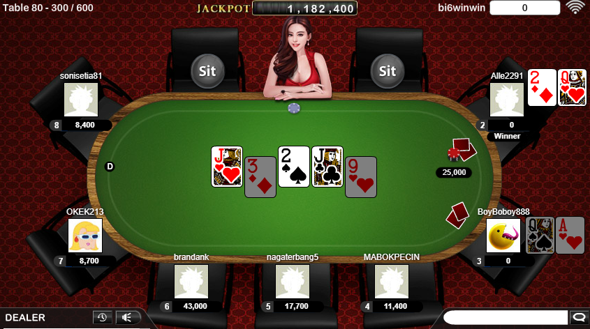 Image of POKER ONLINE PKV GAMES