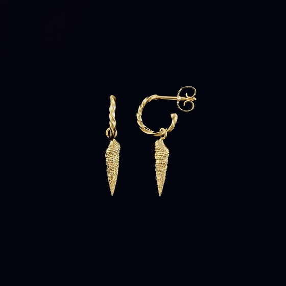 Image of LUCCA / 24k gold-coated silver