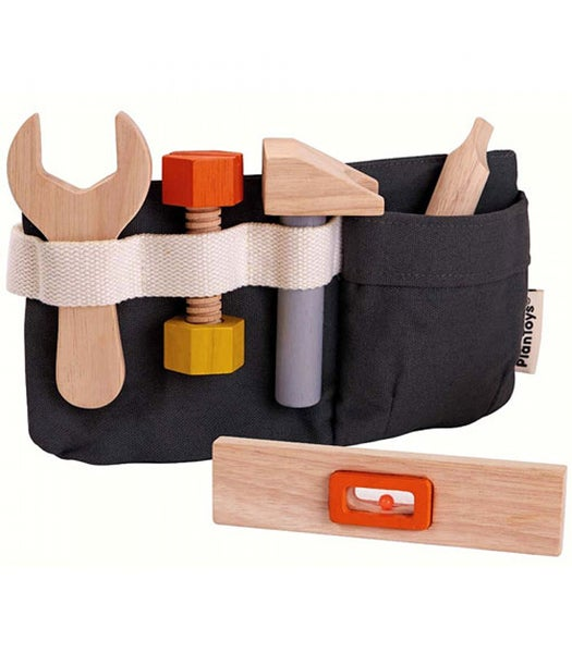 Image of Plan toys tool belt