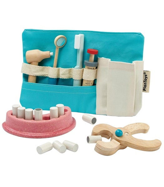 Image of Plan Toys Dentist set